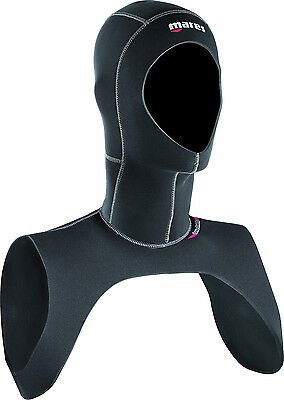 Mares - Flexa Shield 5mm Semi Dry Hood - Unisex - Water Tight Scuba Diving Hood