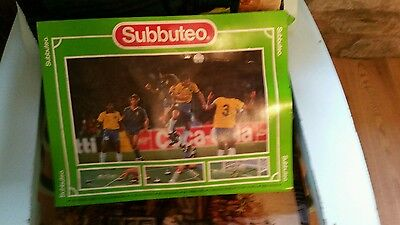 Subbuteo Football Game With Free New Goalpost And Ball
