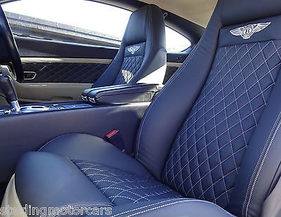 Bentley Continental GT Mulliner, 1 Previous Owner, Full Bentley Service History