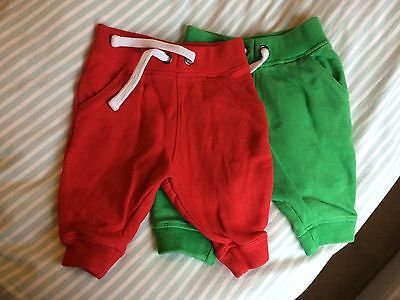 Baby Joggers / Track Suit Bottoms 3-6 Months