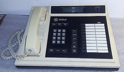 GE RCA STU-III Controlled Cryptographic Item Presidential Phone Encrypted