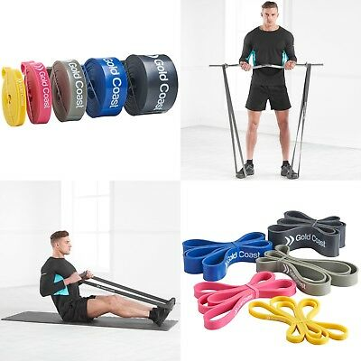Gold Coast Resistance Pull Up Bands   for CrossFit, Weightlifting & Home Fitness