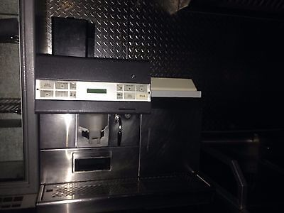 Thermoplan Black & White coffee machine automatic bean to cup commercial