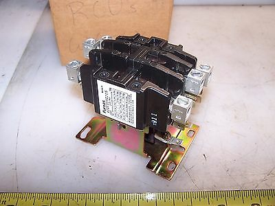 New Furnas 40 Fla Definite Purpose Contactor 208-240 Volt Coil 15 Hp 42Ce35Ag106