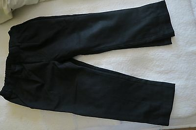 boys school trousers 4-5 years