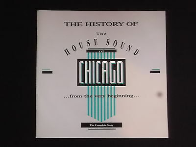 The History Of The House Sound Of Chicago -12 Album Set