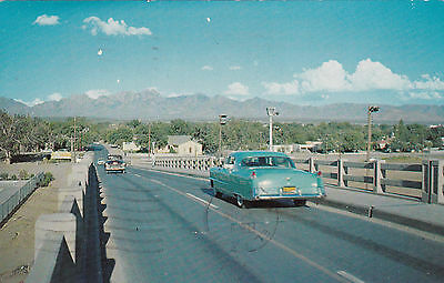 LAS CRUCES , New Mexico, 1963 ; West Side Viaduct