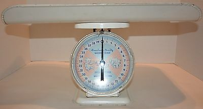 Used Vintage American Family Nursery Scale w/Basket Infant Baby Great eBay Scale