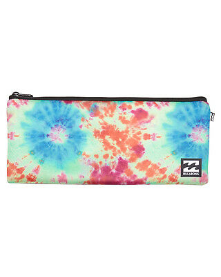 New Billabong Large Pencil Case Neoprene Gifts