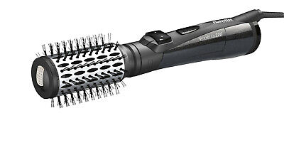 BABYLISS AS 551 E Brush & Style 800, Warmluftbürste, 800 Watt, Schwarz