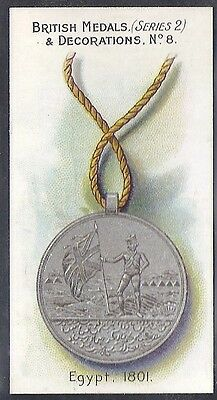 Taddy-British Medals & Decorations (Steel Back)-#08- Quality Card!!!