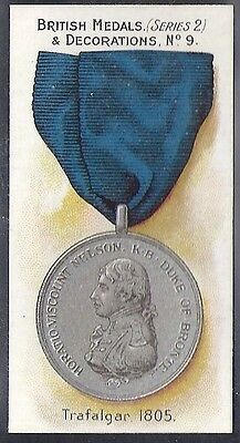 Taddy-British Medals & Decorations (Steel Back)-#09- Quality Card!!!