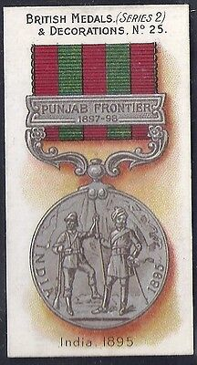 Taddy-British Medals & Decorations (Steel Back)-#25- Quality Card!!!