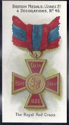 Taddy-British Medals & Decorations (Steel Back)-#46- Quality Card!!!