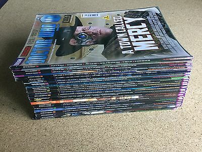 Doctor Dr Who Monthly Magazine Bargain Job Lot - 25 Issues - 451 to 475