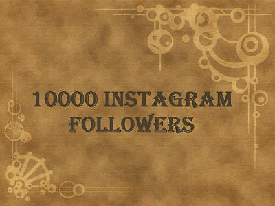 Buy 10000 Instagram Follower - STAY FOREVER - Express Delivery