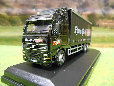 Oxford Volvo Fh Curtainsider Marstons Brewery 1/76 Boxed & New 76Vol02Cl