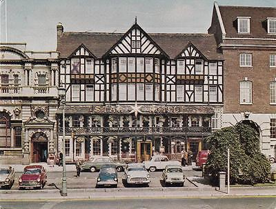 1960's COLOUR PHOTO POSTCARD - THE STAR HOTEL, GREAT YARMOUTH (NORFOLK)