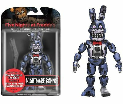 Funko Five Nights At Freddy's: Nightmare Bonnie - Articulated Action Figure NEW