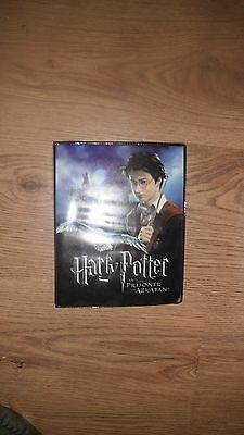 Harry Potter Prisoner of Azkaban Binder & Cards