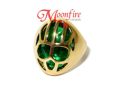 Buffy The Vampire Slayer Spike's Gem Of Amara Ring Amazing Detail Chain Included