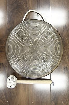 Jing - Korean traditional Gong Percussion Musical Instrument