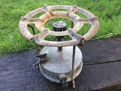 Vintage Brass cooking camping Primus Stove no 1