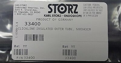 Storz 33400 Insulated Outer Tube 43cm WL