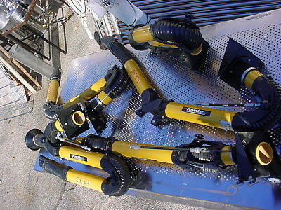 """lot of 3 used Fume Extraction Arm model  mm 75 15 Plymovent 3"""" diameter"""