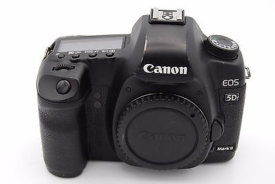 Canon EOS 5D Mark II 21.1 MP Digital SLR Camera BODY ONLY - SHUTTER COUNT: 7845