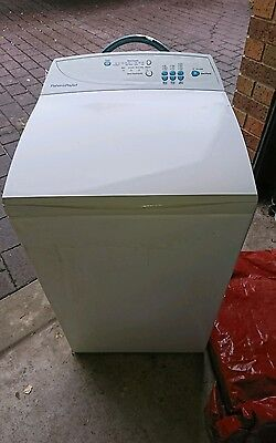 Fisher and paykel washing machine MW511 5.5kg
