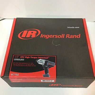 """(Closeout) Ingersoll Rand W7150 1/2"""" 20V High Torque Impactool (Tool Only)"""