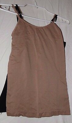 Lot of 8 Tank tops and Cami's- sizes all Small- Plain and patterned