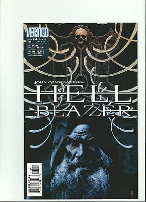 Hellblazer # 198 Sep 2004 Comic DC Carey Frusin Stations of the Cross Part 2 VFN