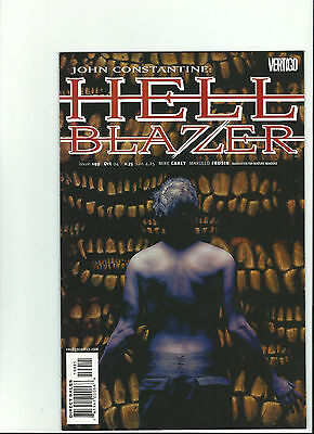 Hellblazer # 199 Oct 2004 Comic DC Carey Frusin Stations of the Cross Part 3 VFN