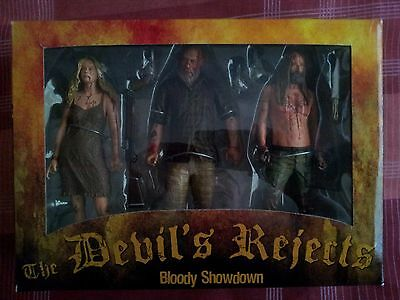 NECA The Devil's Rejects The Bloody Showdown - Action Figure Box Set (Rare)