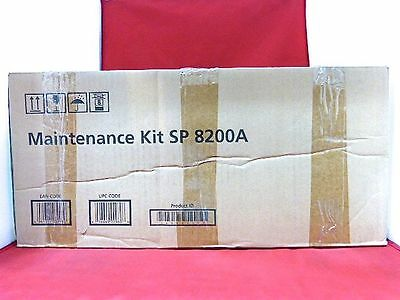 402960 Genuine New Ricoh  Maintenance Kit SP 8200A !