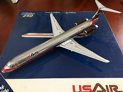 Gemini Jets 1/250 USAir MD-80 (MD-81) N807US AJUSA029 SOLD OUT!