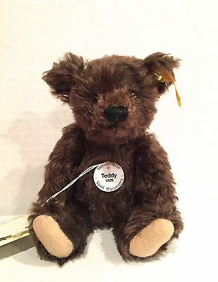 Steiff Teddy Miniature, Replica 1920  Ean 029349