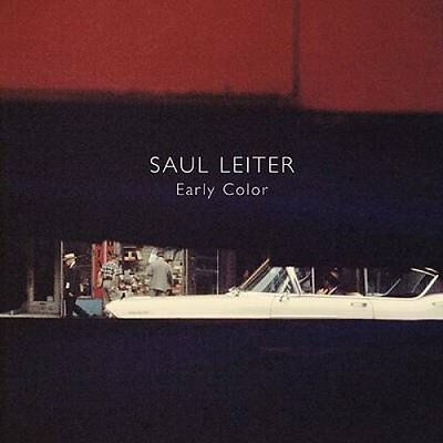 Saul Leiter Early Color by Martin Harrison 9783865211392 (Hardback, 2005)