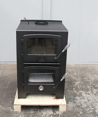 Bakers oven wood fire heater stove Not Nectre brand