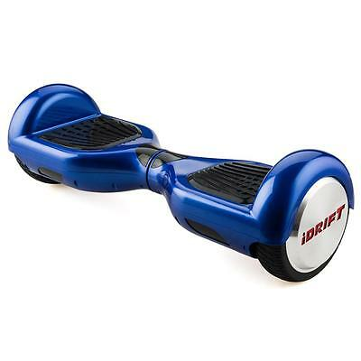 """Idrift Self-Standing Gyro Scooter 6.5"""" - Blue Color"""