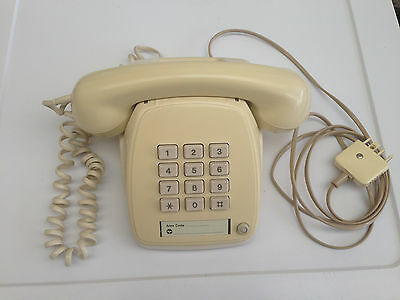 Push Button Phone From The 80's