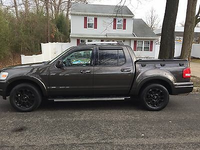 2007 Ford Explorer Sport Trac Limited Crew Cab Pickup 4-Door 2007 FORD EXPLORER SPORT TRAC LIMITED