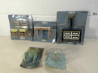 DOLLS HOUSE FURNITURE JOBLOT - 12th SCALE - NEW