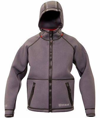 """Stormr Typhoon Jacket with free Stormr Dry Bag.  SIZE 2XL (45"""" to 47"""" chest)"""