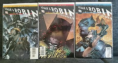 Batman & Robin the boy wonder comics - DC All Star - Issues 1 -3