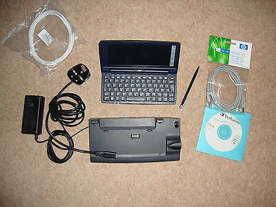 HP Jornada 720 with Windows for Handheld PC Grade A with accessories