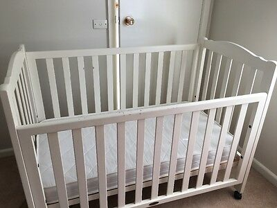 COT, CHANGE TABLE and HIGH CHAIR - Mont Albert North