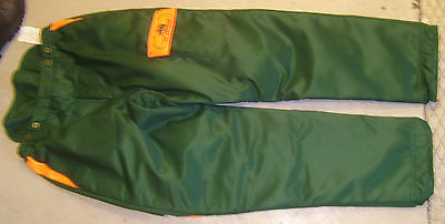 SIP Type C Innovation Chainsaw Trousers - X Large